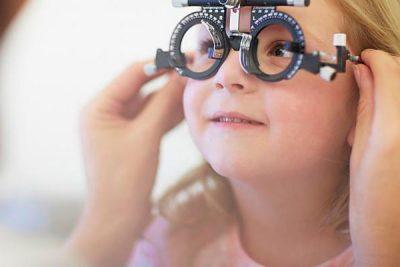 Dawn Weinberger freelance writer portfolio story kids eye care